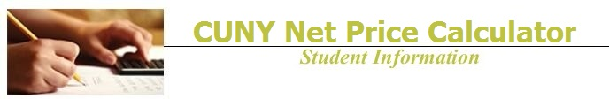 Net Price Calculator – Bronx Community College